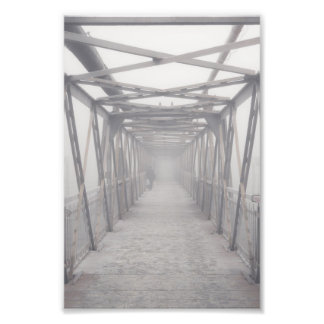 Footbridge Photo Print