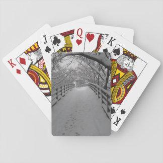 Footbridge Playing Cards