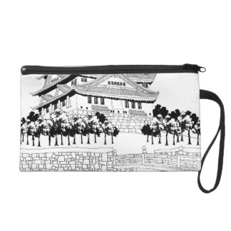Footbridge Wristlet