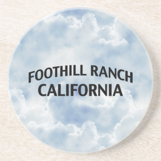 Foothill Ranch California Beverage Coasters