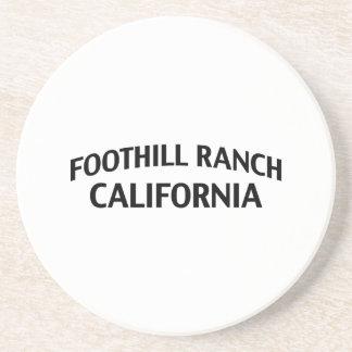 Foothill Ranch California Drink Coaster