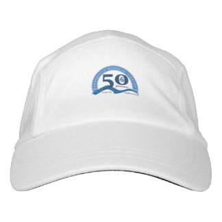 Foothills Turns Fifty Logo Hat - Color
