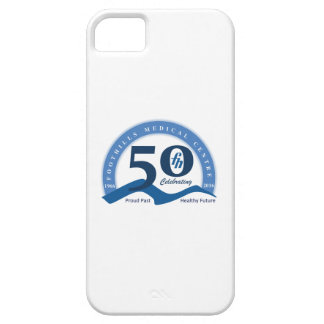 Foothills Turns Fifty Logo iPhone 5 Case - Color