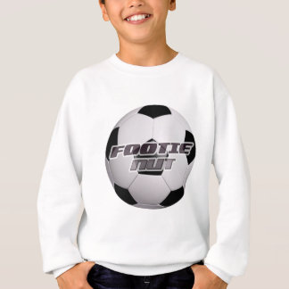 Footie Football Nut Sweatshirt