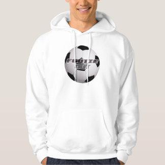 Footie nut hoodie