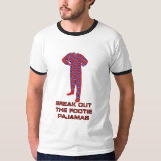 Footie Pajamas T-Shirt