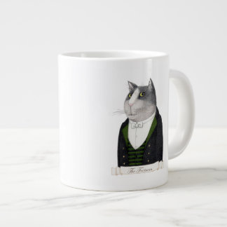 Footman Cat Jumbo Mug