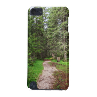 footpath on forest iPod touch (5th generation) cases