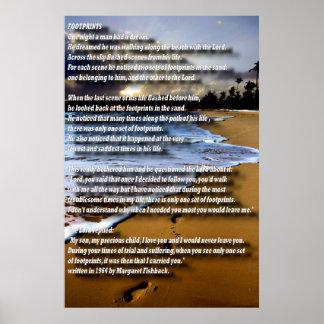Footprint-1 Poster
