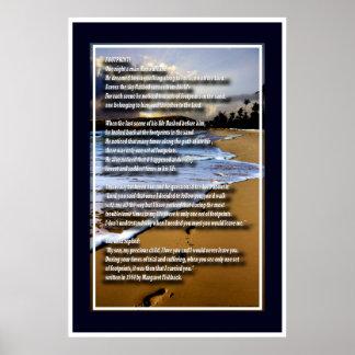 Footprint-5 Poster