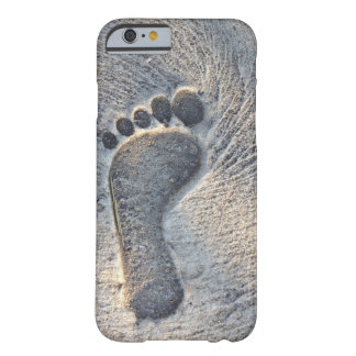 Footprint Impression - Phone Case