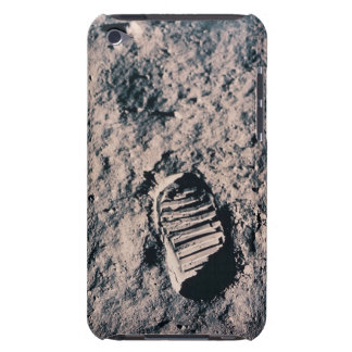 Footprint on Lunar Surface Barely There iPod Cases