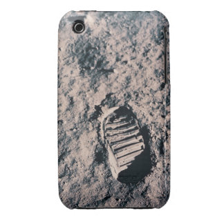 Footprint on Lunar Surface Case-Mate iPhone 3 Cases