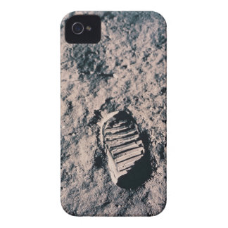 Footprint on Lunar Surface Case-Mate iPhone 4 Cases