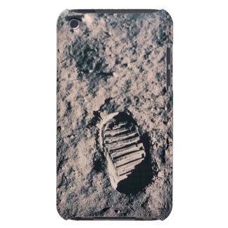 Footprint on Lunar Surface iPod Case-Mate Case