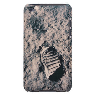 Footprint on Lunar Surface iPod Touch Covers