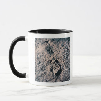 Footprint on Lunar Surface Mug