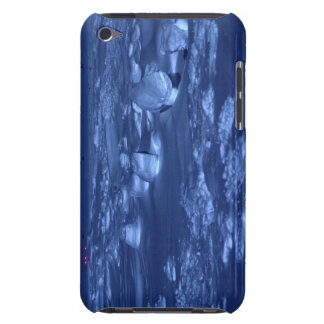 Footprints at the South Pole iPod Case-Mate Case