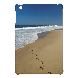 Footprints On Beach, Mabibi, Thongaland iPad Mini Case