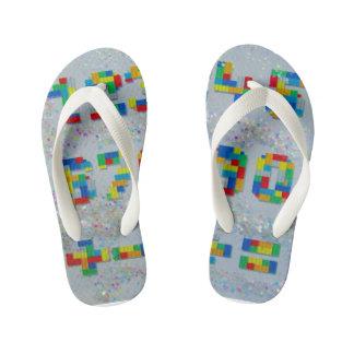 Footware Flip-Flop Fun Flip Flops