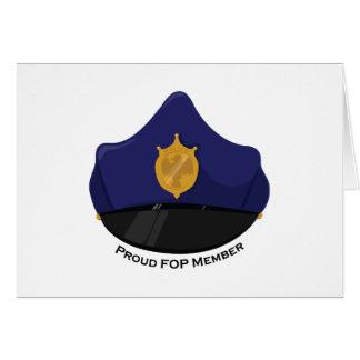 FOP Member Greeting Card
