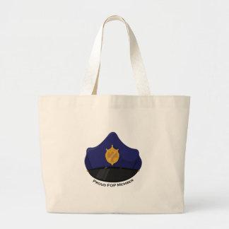 FOP Member Tote Bag