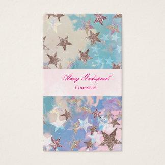 Foppery of kirakira star card