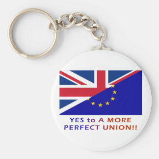 For A More Perfect Union Key Ring