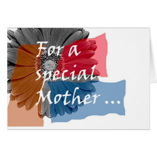 For a Special Mother Greeting Card