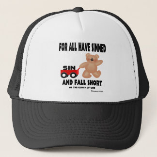 For All have Sinned Trucker Hat