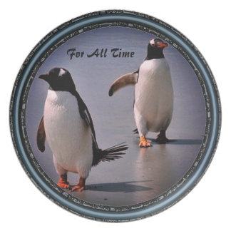 For All Time Penguin Collection Plate