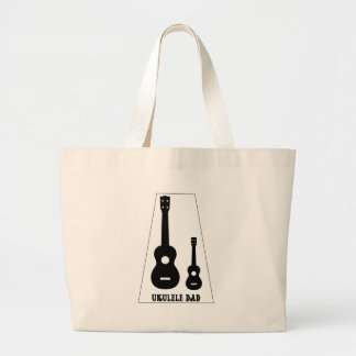 For all Ukulele Dads Tote Bag