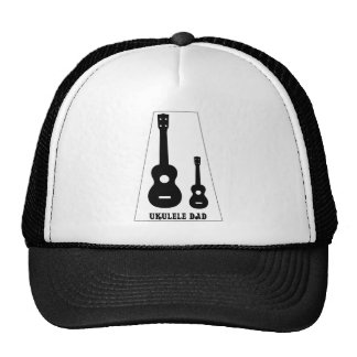 For all Ukulele Dads Trucker Hats
