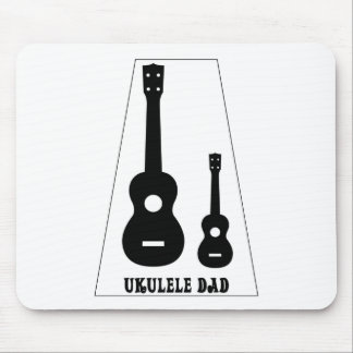 For all Ukulele Dads! Mouse Pad
