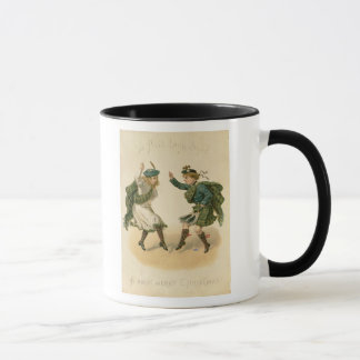 For Auld Lang Syne - A Right Merry Christmas' Mug