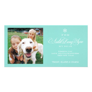 For Auld Lang Syne My Dear - New Year Photo Cards