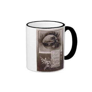 For Auld Lang Syne Ringer Mug