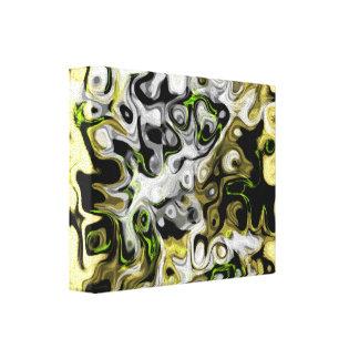For Beth Ultar Abstract 12 Canvas Print
