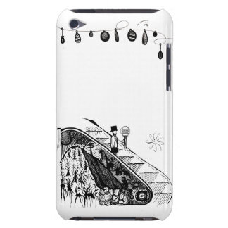 for Black Jungle iPod Touch Cover