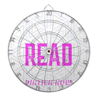 For Book Lovers Dartboard