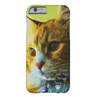 For Cat's Lovers Barely There iPhone 6 Case