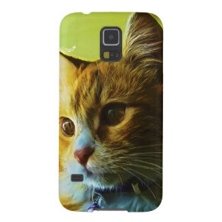 For Cat's Lovers Cases For Galaxy S5