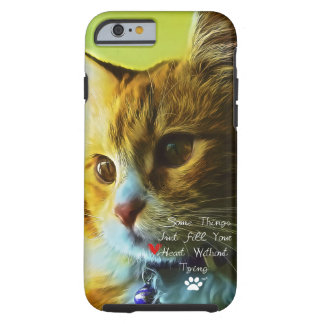 For Cat's Lovers Tough iPhone 6 Case
