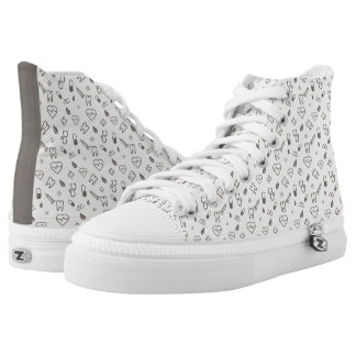 For Dentists and Dental Assistants High Tops