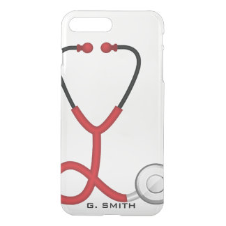 For Doctors and Nurses. Medical Stethoscope. iPhone 8 Plus/7 Plus Case