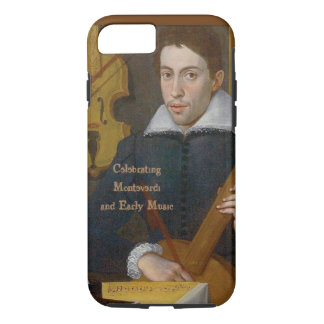For Early Music Lovers: Monteverdi Phone Case