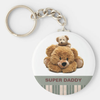 For Father on Father's Day Gift Keychains