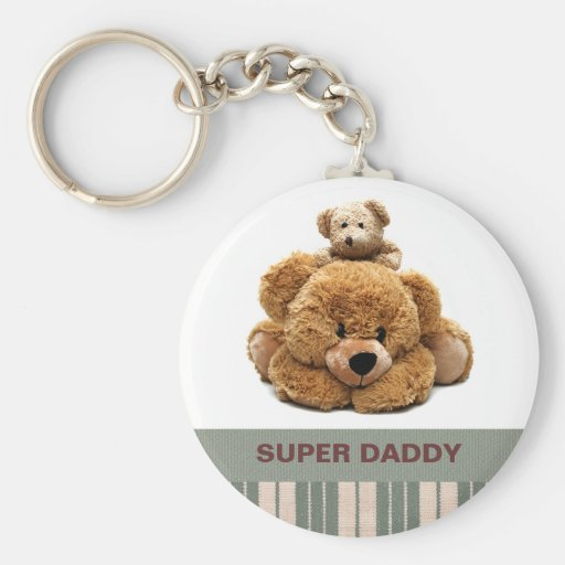 For Father on Father's Day Gift Keychains Key Chain