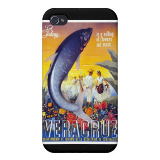 For Fishing Veracruz Mexico Cases For iPhone 4