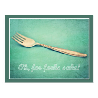 For Forks Sake! Post Cards